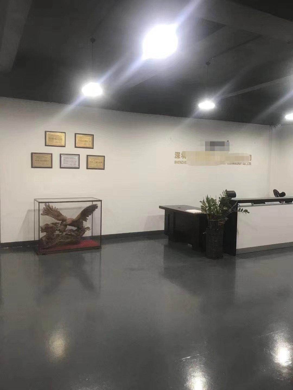 惠城区工业园办公室300平带装修
