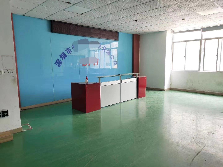 石岩水田德政路边新出楼上整层精装修2255平方厂房出租可分租-图3