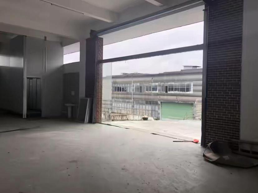 黄埔科学城有原房东单一层证件齐全钢结构1258平厂房出租