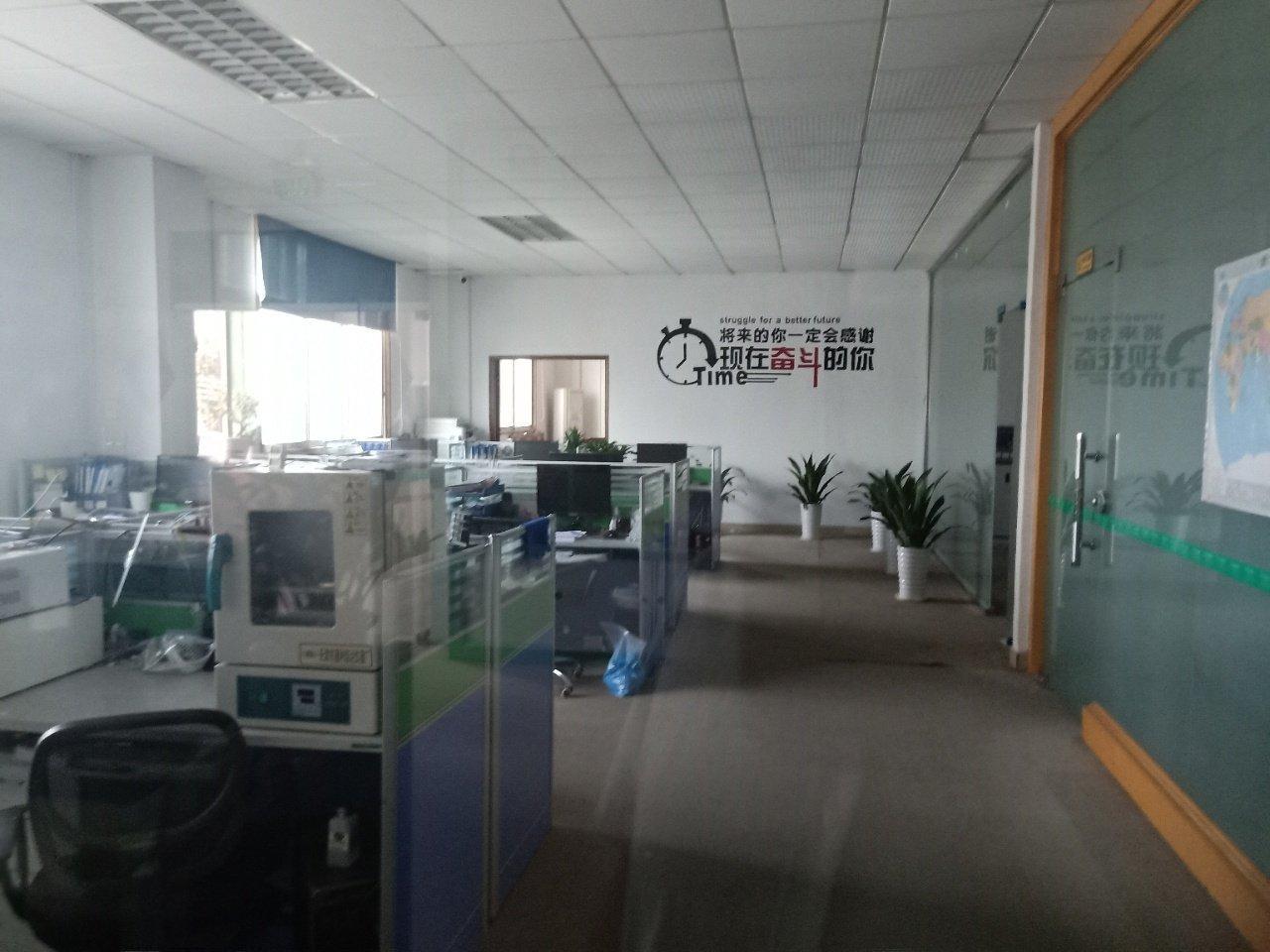 惠州市惠阳区工业园区红本厂房带航车1680㎡