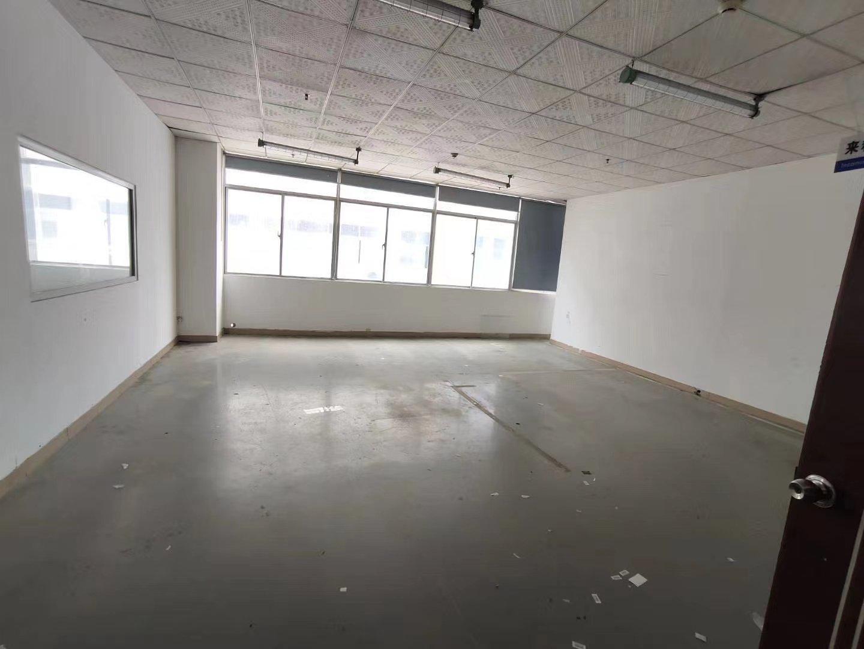 石岩水田德政路边新出楼上整层精装修2255平方厂房出租可分租-图5