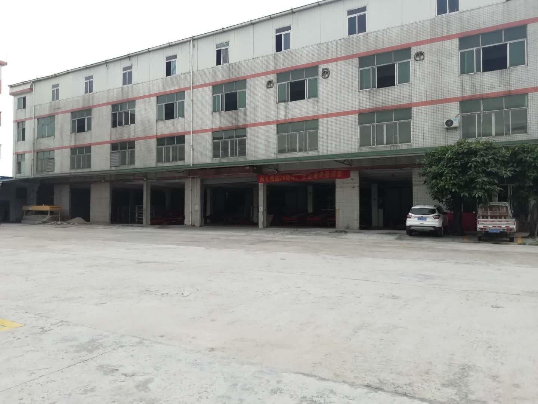 人和镇东华工业区独门独院万博app官方下载仓库出租一楼1500平近高速