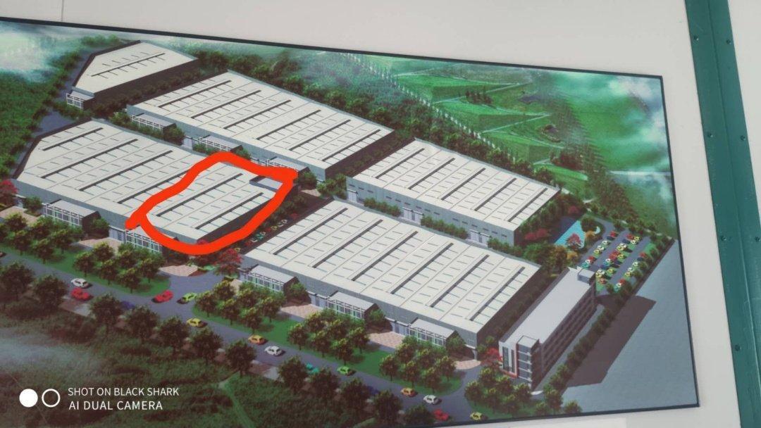 独门独院标准万博app官方下载原房东8000方岀租,位于大塘工业园区域