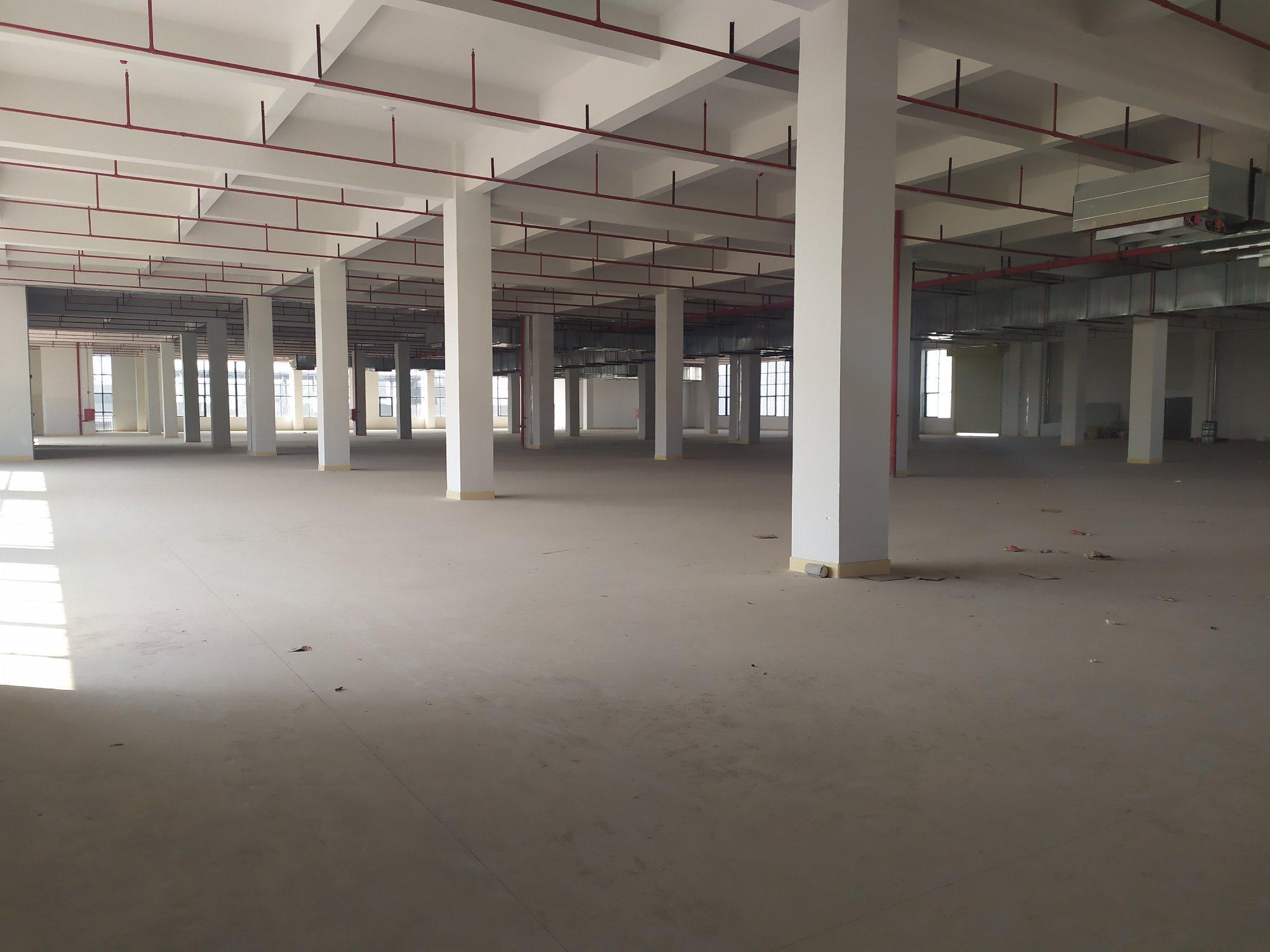 博罗县福田镇工业园三楼3600平方招租