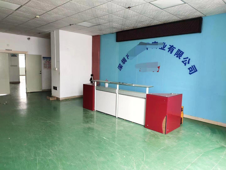 石岩水田德政路边新出楼上整层精装修2255平方厂房出租可分租-图8