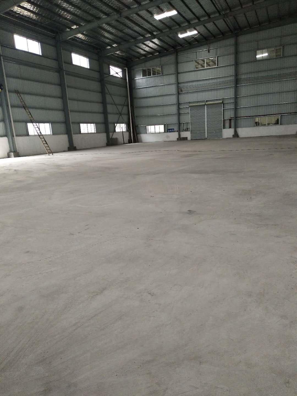 中山市东凤镇工业区新建红本消防物流仓库过大车大空地