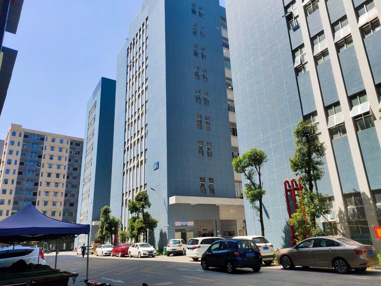 石岩水田德政路边新出楼上整层精装修2255平方厂房出租可分租-图6