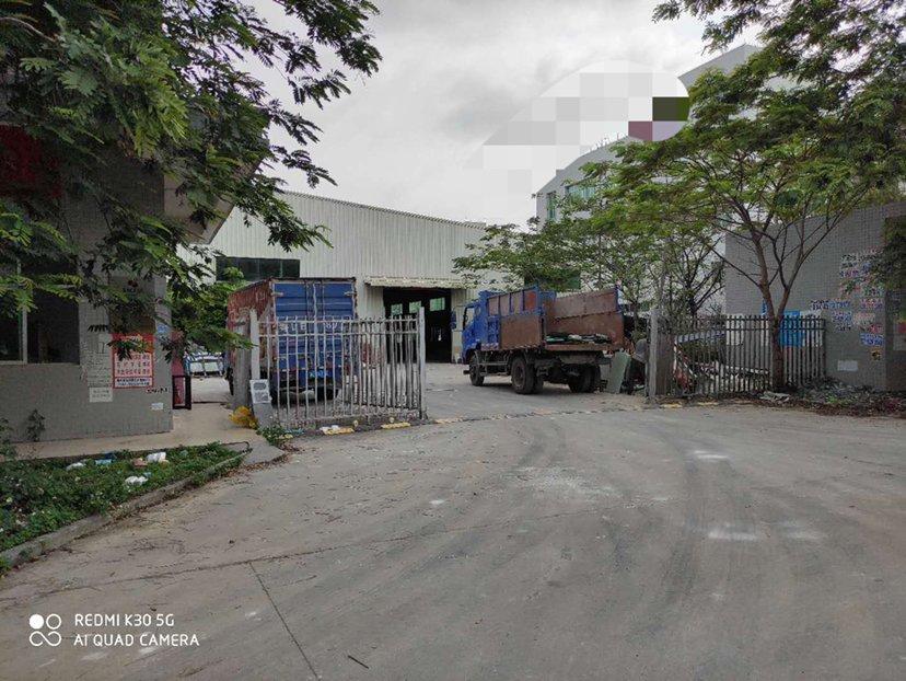 陈江镇原房东独院钢构2650平滴水7米证件齐全