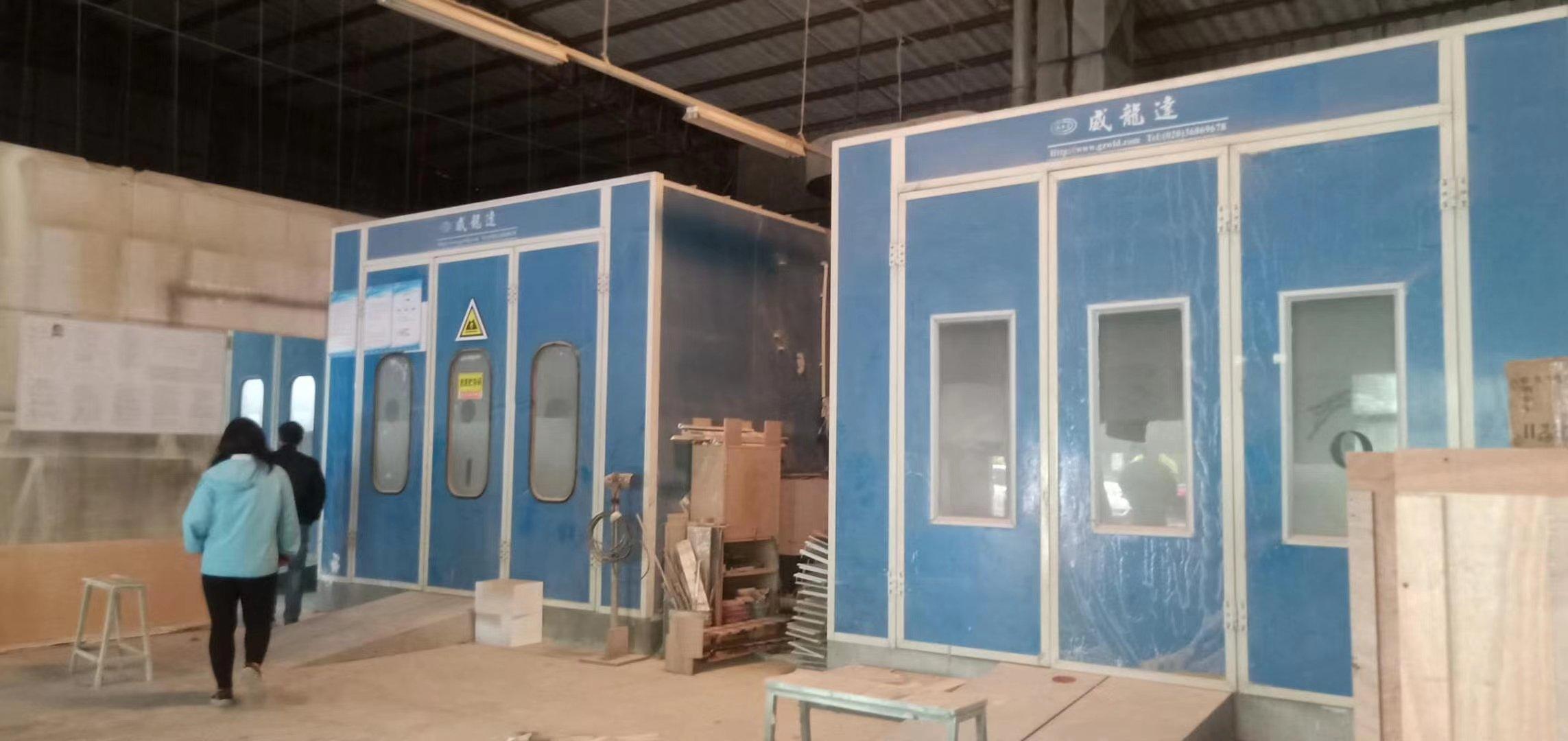 博罗独院家具展柜喷油环评厂房4000平方出租
