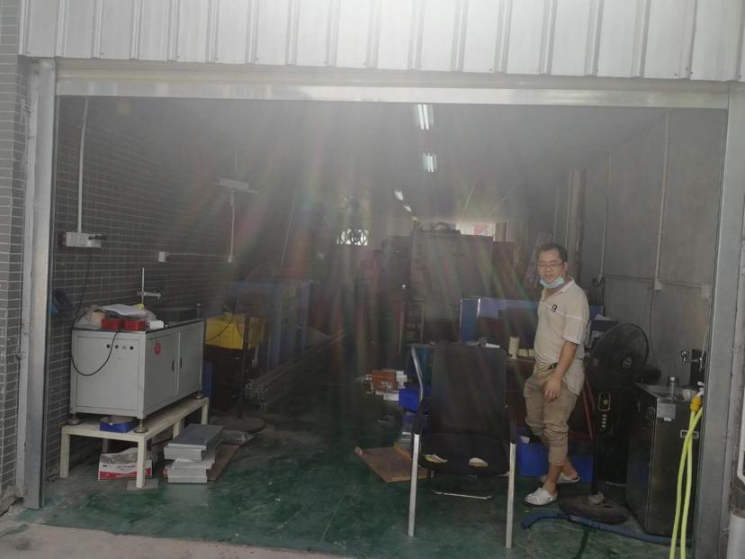 惠州仲恺高新区惠环工业园内分租一楼109平方小面积厂房