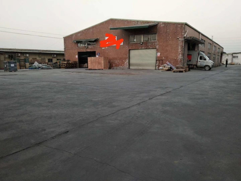 原房东独栋厂房仓库出租高度七米,适合多种行业,欢迎预约