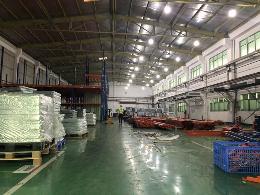 黄埔开发区单层厂房物流仓库出租消防丙类