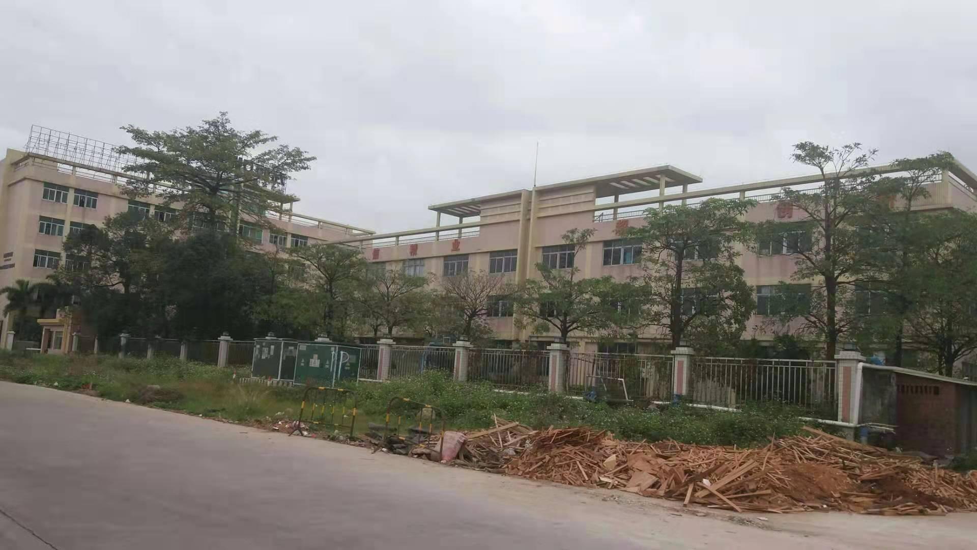 广州番禺占地674㎡建筑1000㎡精品独院厂房出售