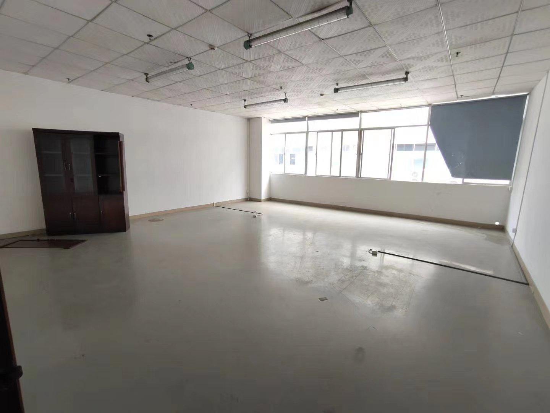 石岩水田德政路边新出楼上整层精装修2255平方厂房出租可分租-图7