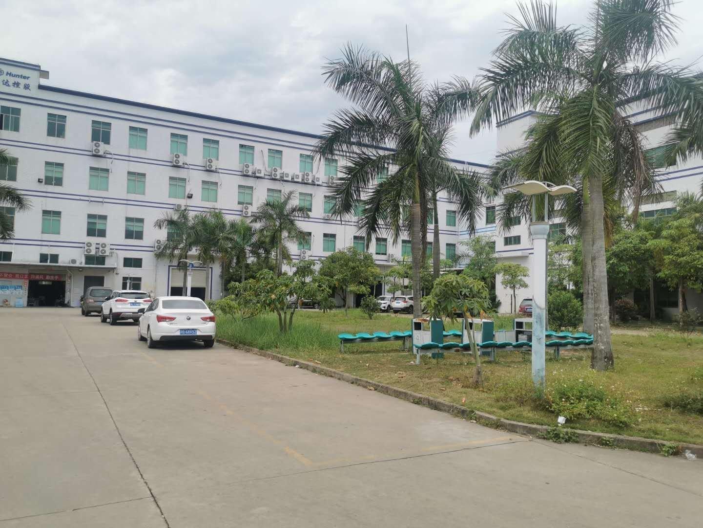 惠州市惠城区原房东独院标准厂房21000平米出租。