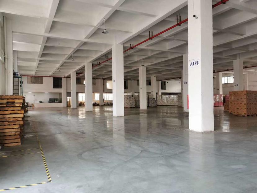 广州增城新出国有工业厂房出售形象靓丽位置好建筑7500平独院