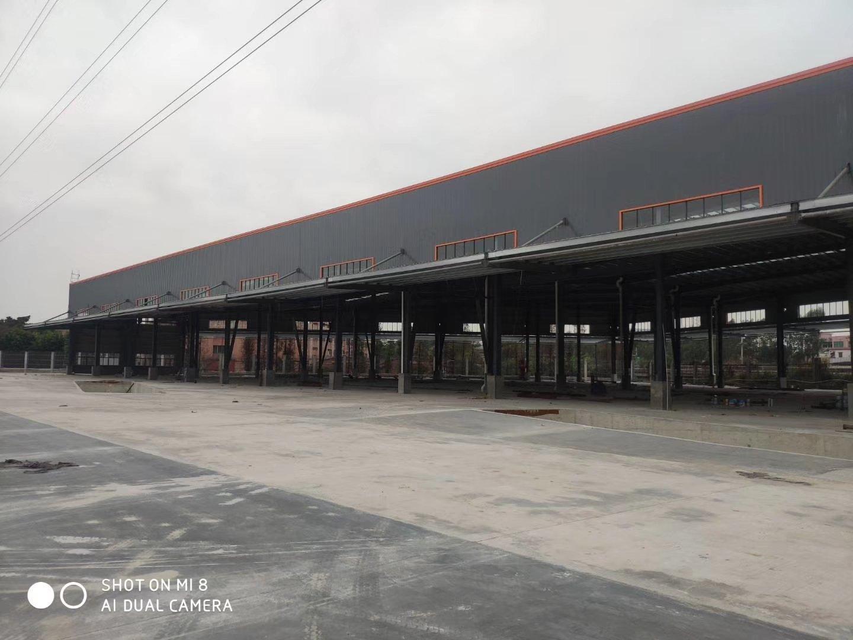 广东东莞高速出口主干道5万平方仓库出租,可做物流,电商仓库等