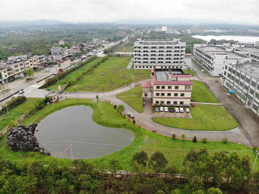 博罗杨村大型工业园460800平标准厂房6元招租