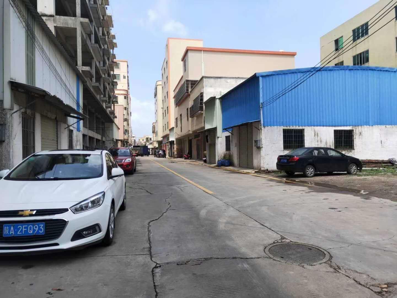 中山横栏贴边600-3750平方原房东厂房出租可分租