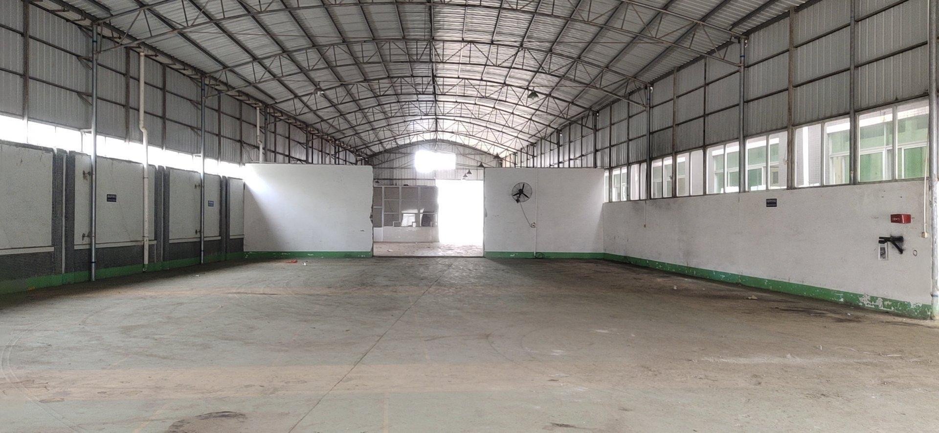 中山黄圃独门独院单一层厂房5000平方滴水10米交通方便