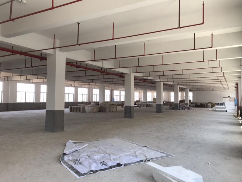 宁乡金玉工业园二层厂房出租