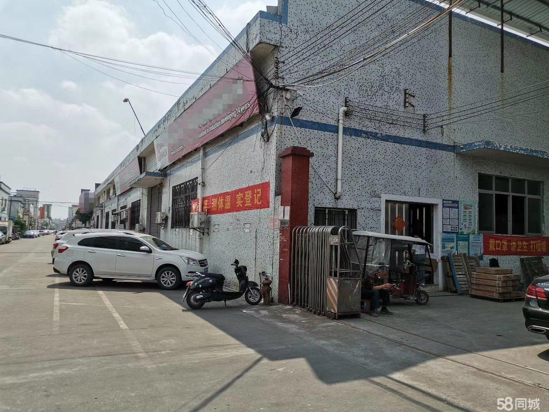 中山市东凤镇同安新出单一层厂房1000方