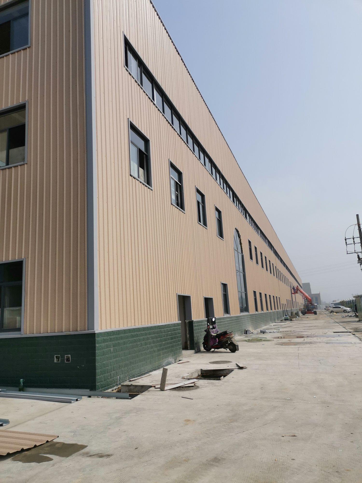 出租青白江唯一重型钢结构万博app官方下载5400平有50t行吊