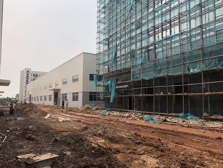 惠州市惠城区原房东钢构厂房分租9800平米