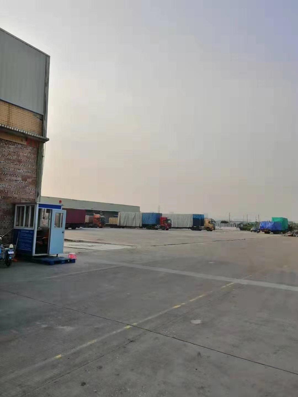 北滘镇新出原房东厂房物流仓库18000方滴水8米到顶11米