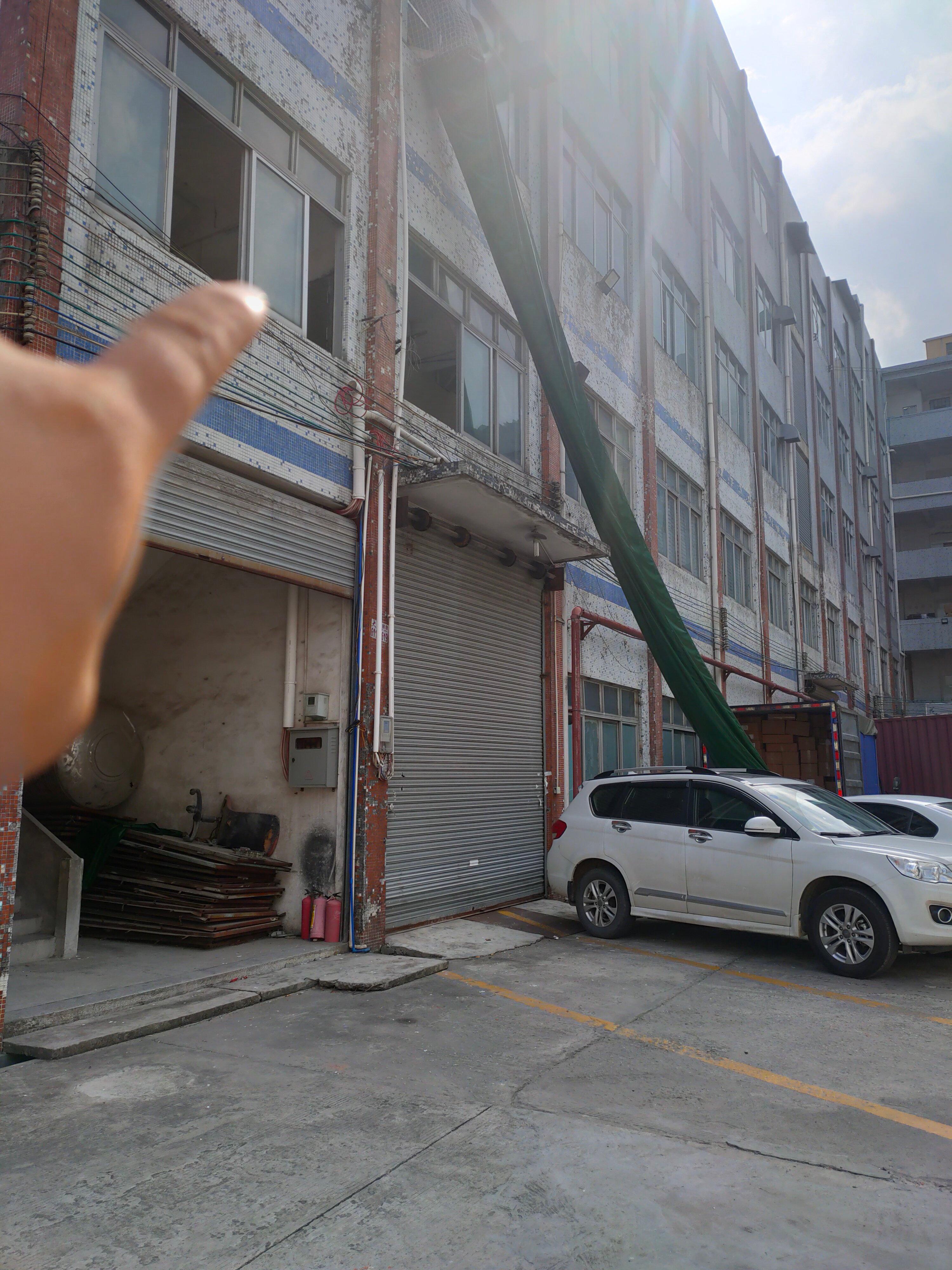 太和龙归地铁口附近工业园区新出二楼标准厂房仓库出租。
