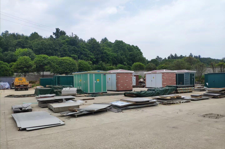 捞刀河沙坪,独门独院3400平米钢结构万博app官方下载出租
