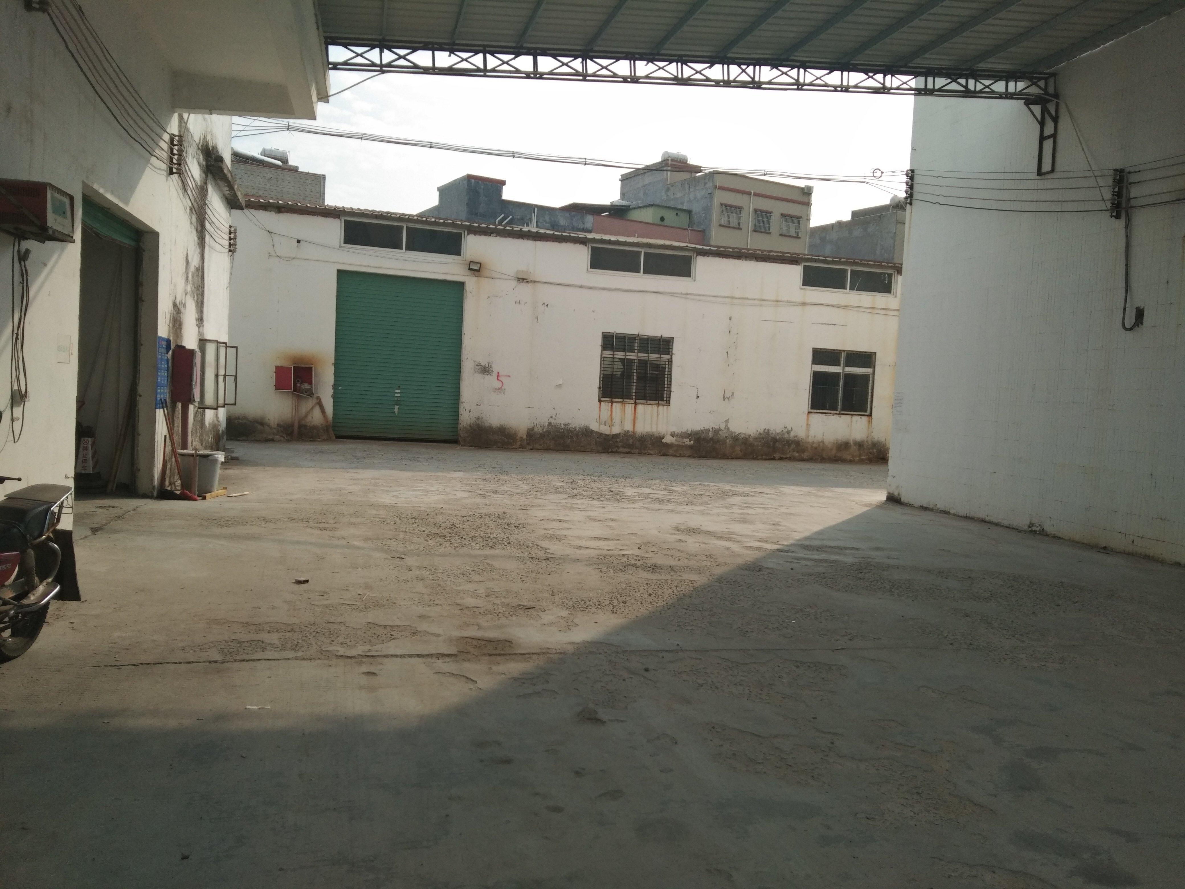 惠州市博罗县新出独门独院钢构厂房4555