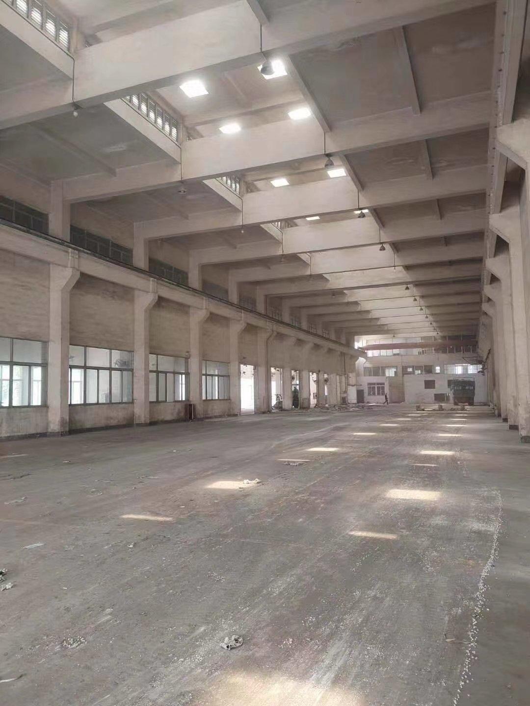 顺德重工业标准单一层独院6000方滴水10米混凝土顶