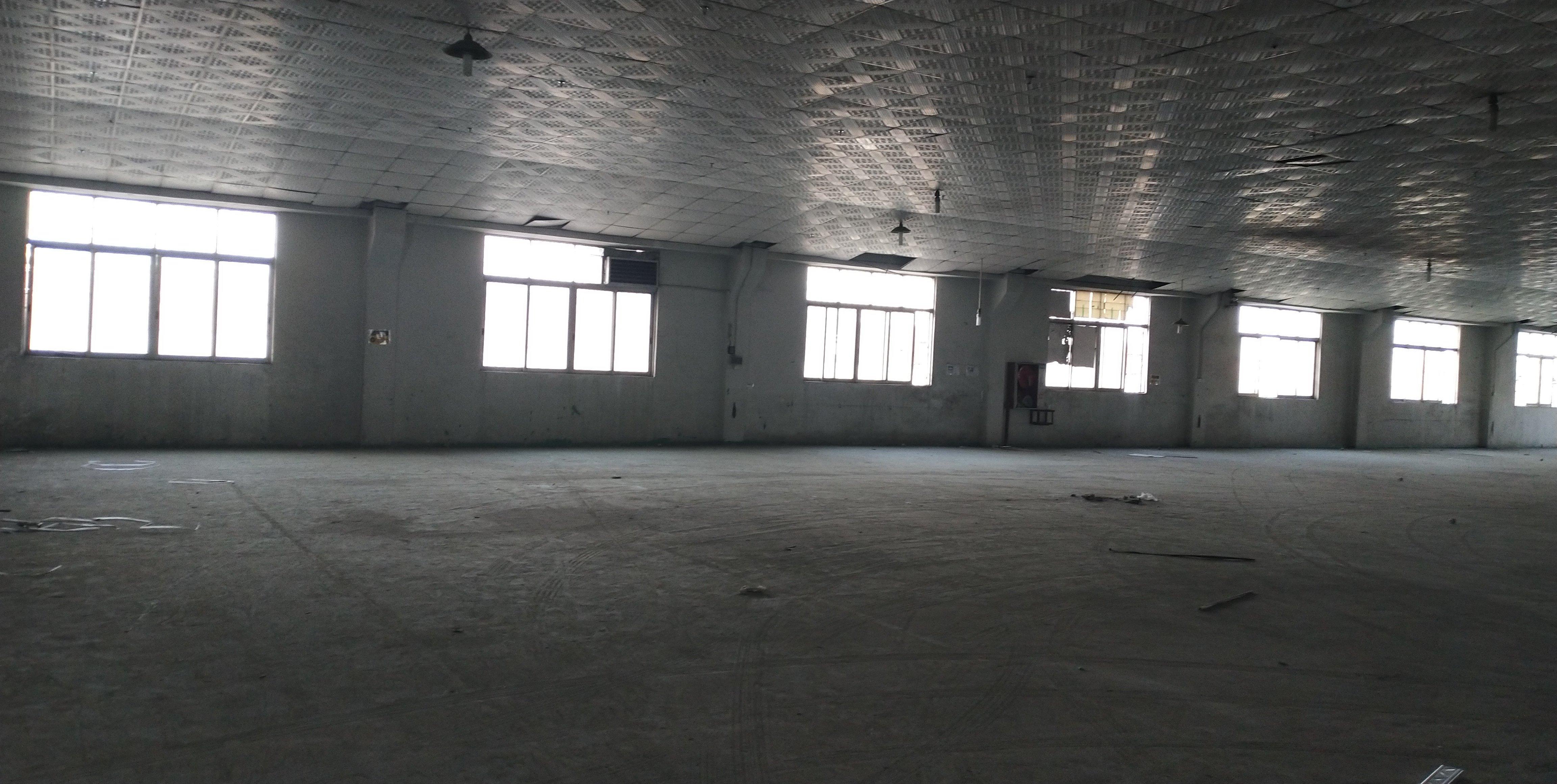 佛山市顺德区容桂工业区单层铁皮厂房适合仓库厂房