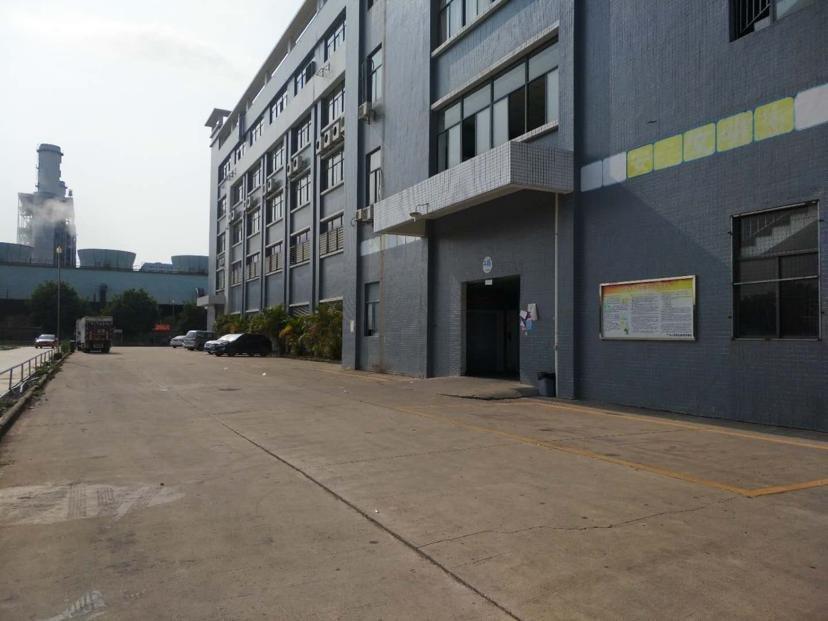 三栋工业园精装修1楼4000平可分租带地坪漆