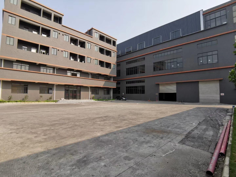 仲恺高新区新出独院标准厂房6000平证件齐全可分租