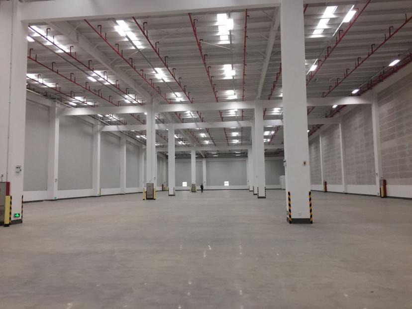 东莞市麻涌靠近黄埔码头边550000平方物流仓库出租,可分租