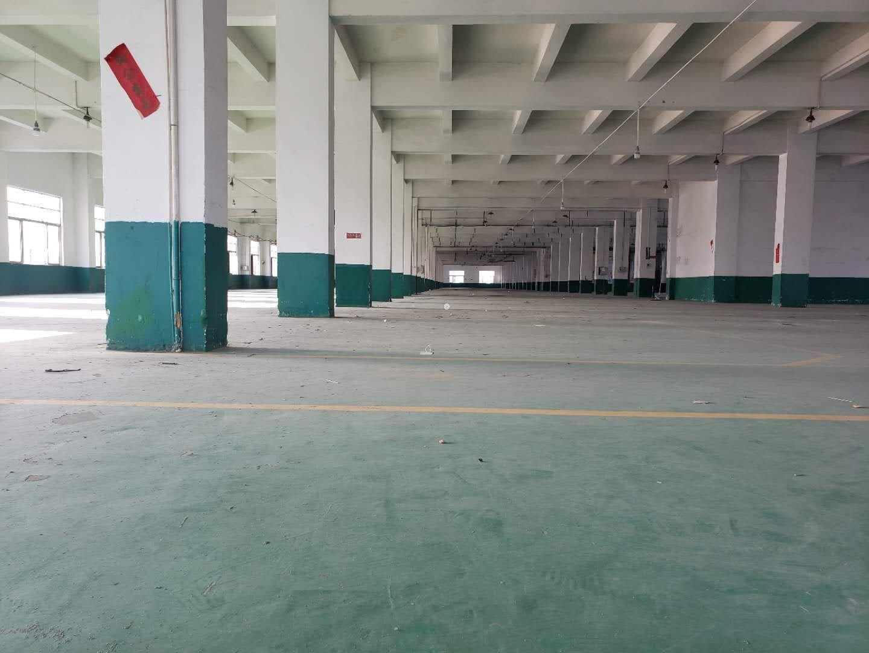 佛山顺德容桂工业园标准万博app官方下载2楼8000平方超大空地