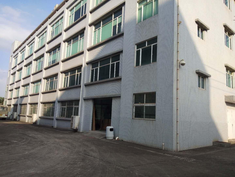 惠州市博罗县湖镇原房东独院标准厂房出租空地超大,