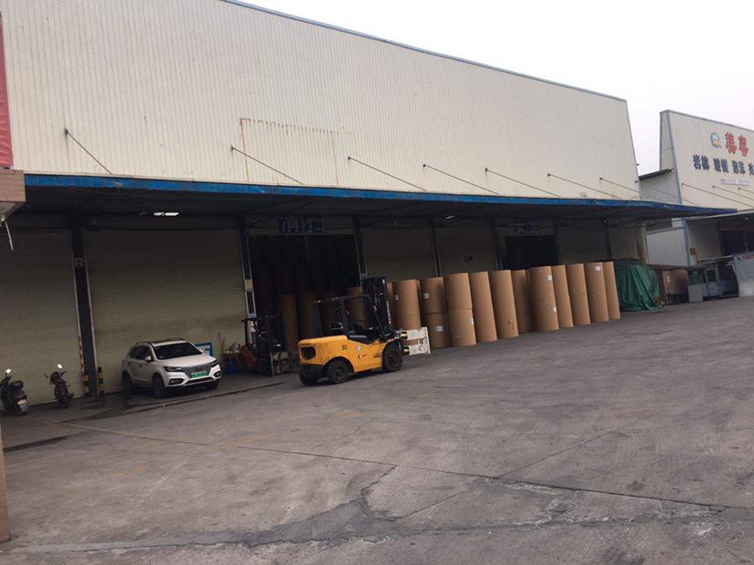 广州市东涌镇中高16米,带天车6台10吨厂房
