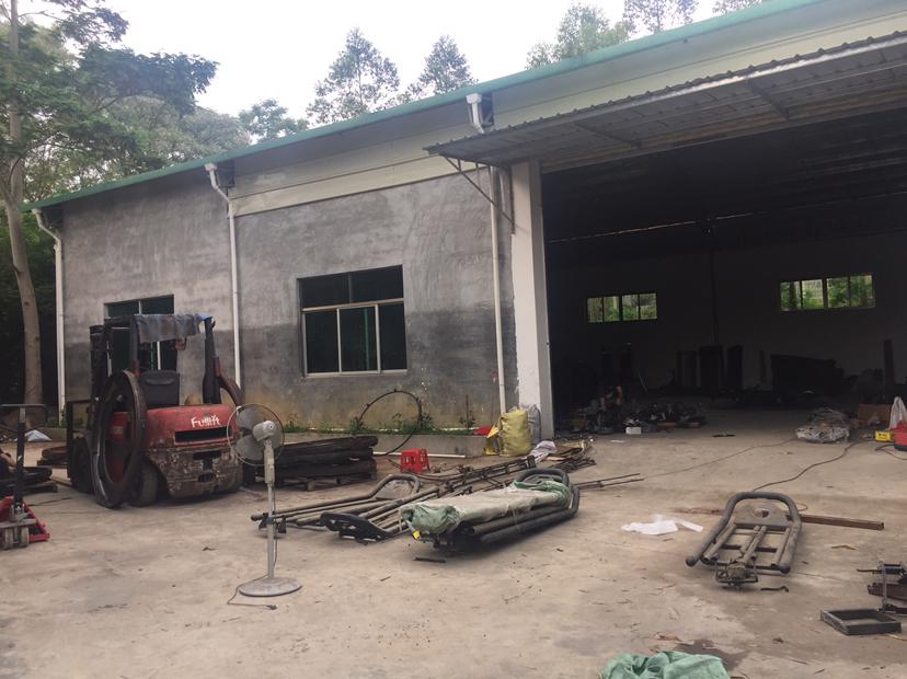 博罗龙溪原房东小独院厂房450平招租周边无居民可做小污染