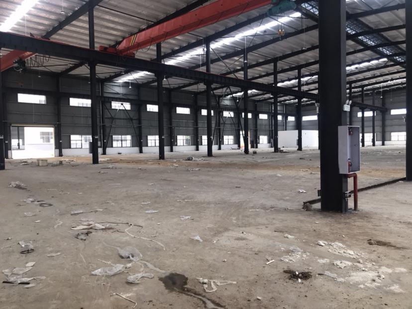 武汉蔡甸奓山工业园区带航车万博app官方下载出租可分租-图2