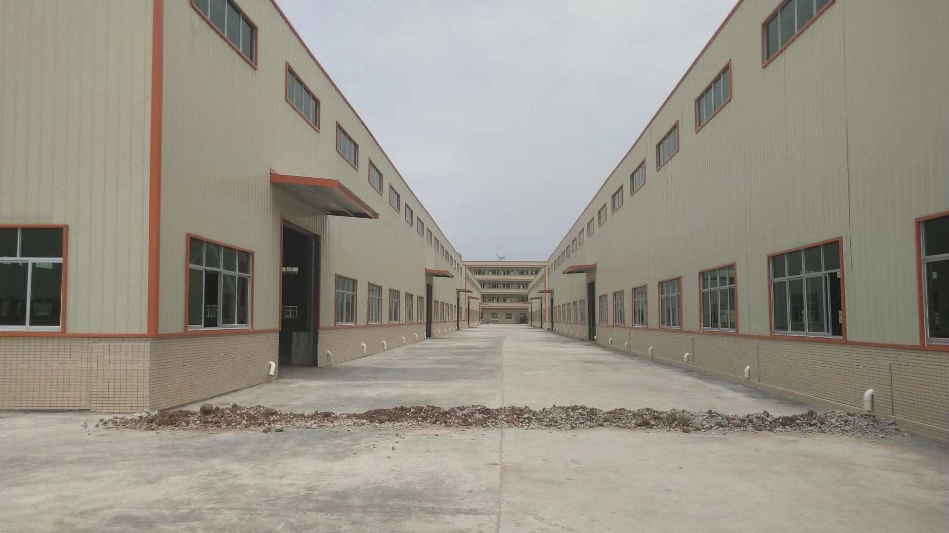 惠州博罗独院钢构滴水十米厂房出租