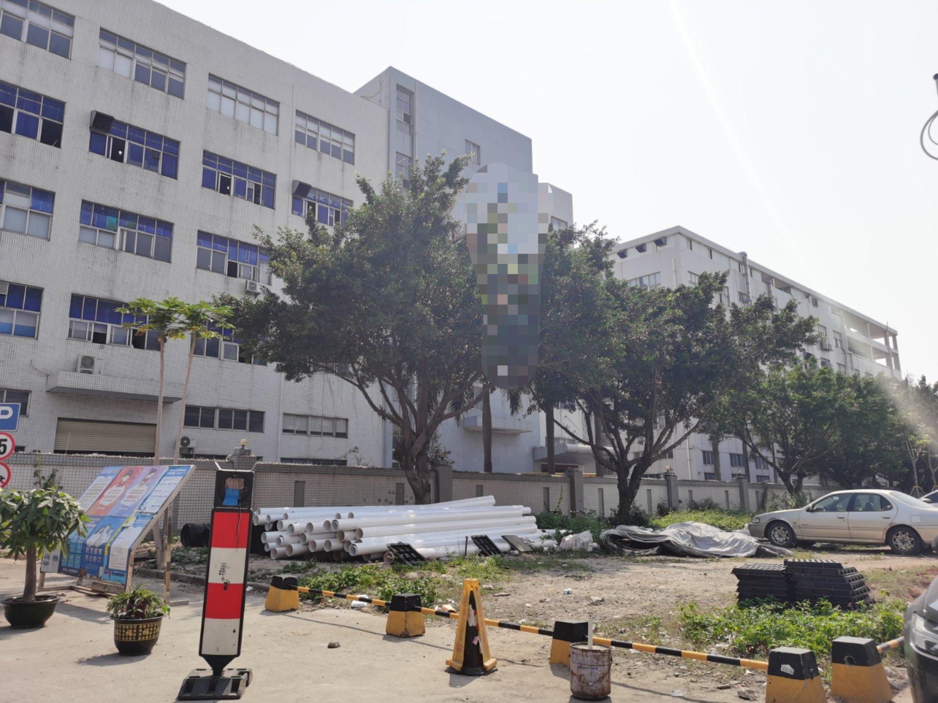 沙井共和大型工业园二楼整层2500平万博app官方下载出租