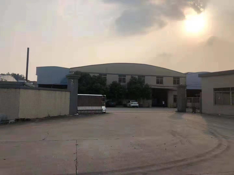 从化区鳌头工业区新出单一层砖墙到顶滴水9米仓库7580方