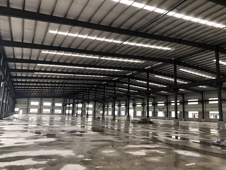 惠州市博罗县杨村镇新出原房东钢构厂房9500平米