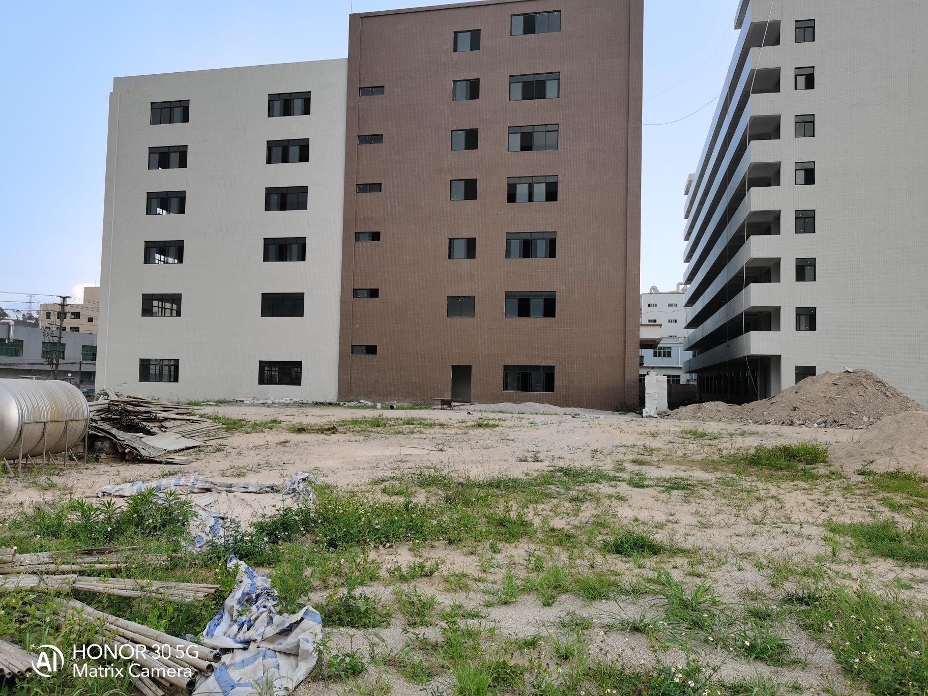 惠阳新圩南坑主干道边原房东全新标准厂房28600平出租