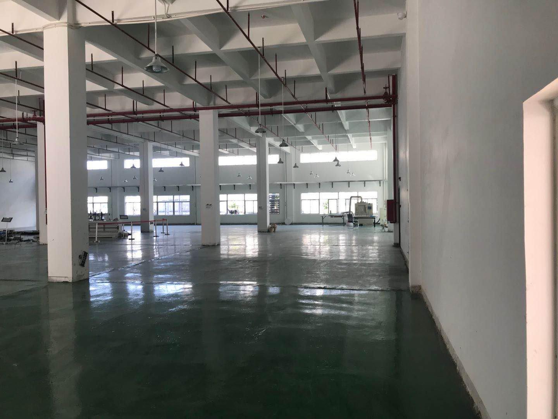 惠州大亚湾工业园区空出一楼标准3200平方