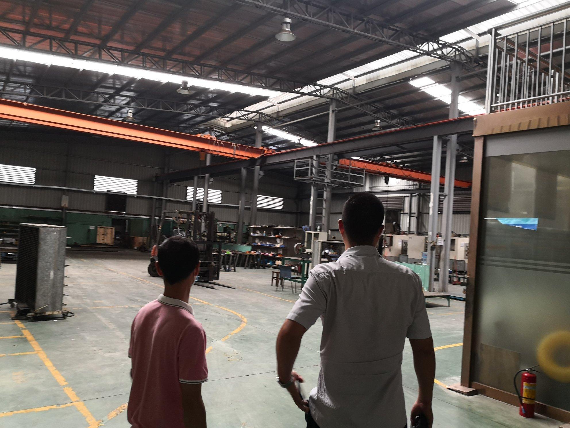 黄江鸡啼岗原房东分租滴水7米带航车钢构1500平