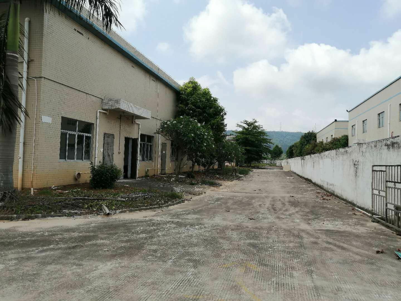 仲恺高新区潼湖镇原房东花园式独门独院厂房12765平方